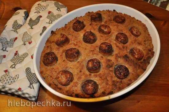 Гречневая запеканка с колбасой (Smaccafam)