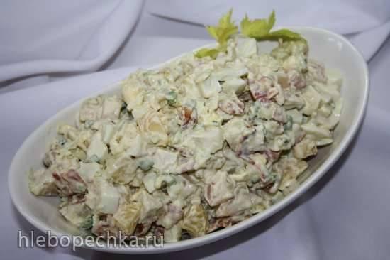 Картофельный салат (Best Ever Potato Salad)
