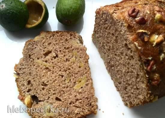 Хлеб с фейхоа