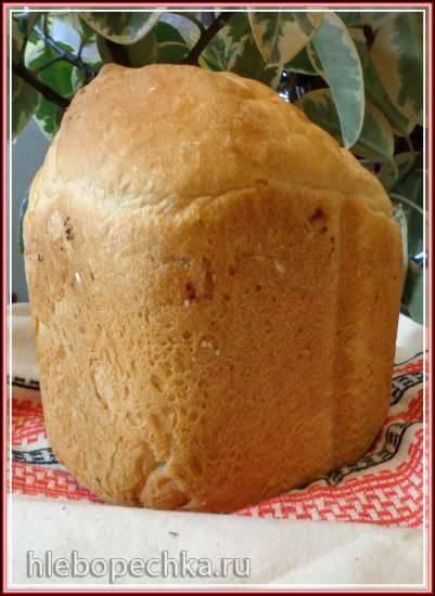 Мягкий хлеб
