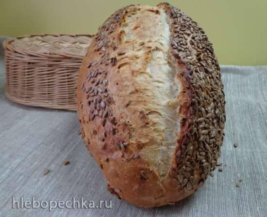Подсолнечниковый хлеб