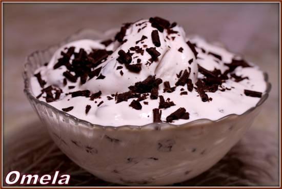 Греческое мороженое (мороженица Brand 3812)
