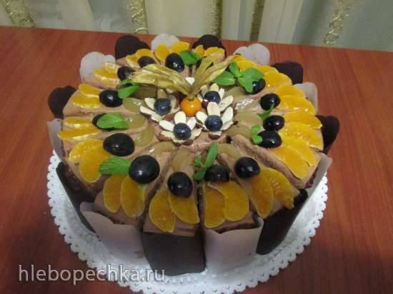 Торт Амаретто
