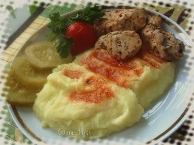 Куриное филе по-итальянски с травами