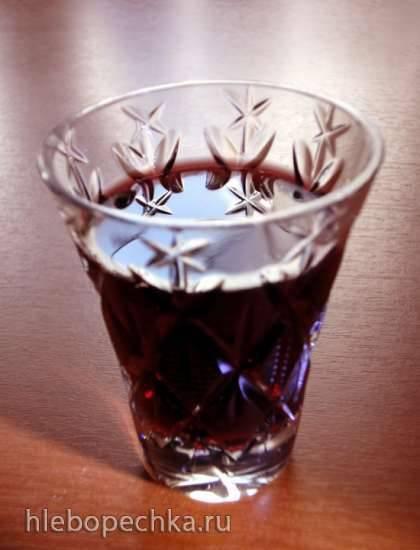 """Домашнее вино """"Смородиновый купаж"""" Домашнее вино """"Смородиновый купаж"""""""