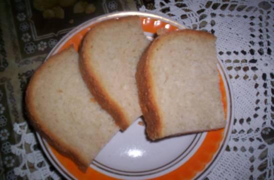 Хлеб пшеничный на луковой закваске