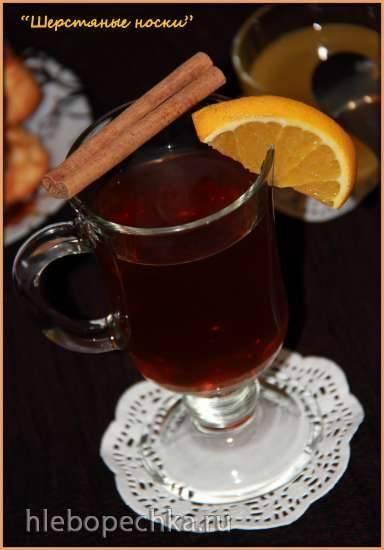 """Чай """"Шерстяные носки"""" (чайник Tefal BJ 700D)"""