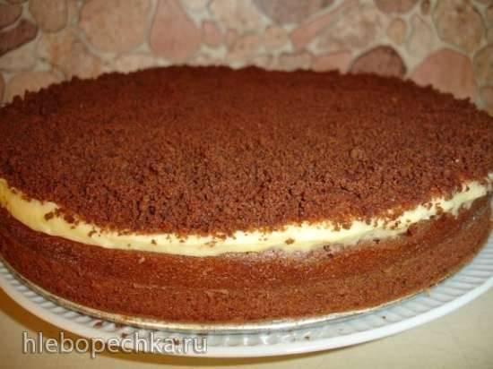 Торт «Шоколадный соблазн»