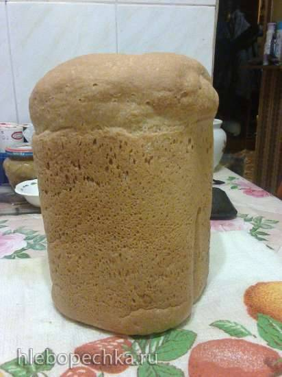 LG 2001. Простой пшенично-ржаной хлебушек