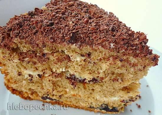 Медовый торт от Андреевны (мультиварка Brand 701)