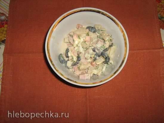 Ананасовый салат имени Чучелки