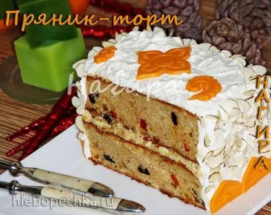Пряник-торт