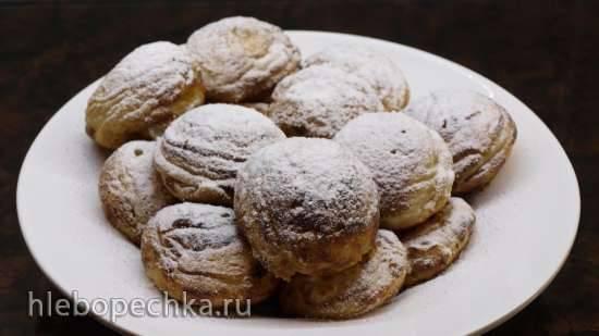 """Голландские пончики """"Пофферчес"""""""