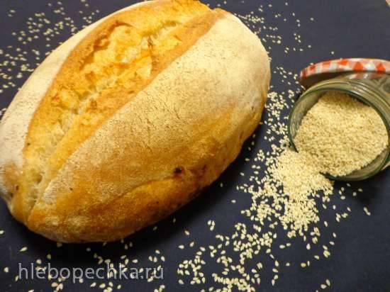 Хлеб Tahini