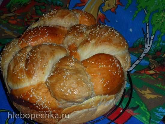 """Хлеб """"Дружба"""" в день рождения сайта Хлебопечка.ру"""