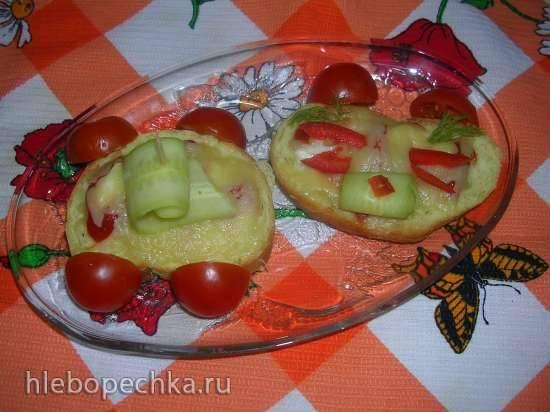 Горячие бутерброды (Steba DD1 ECO)