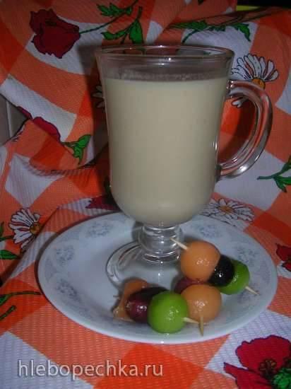 Овсяный коктейль (Вспениватель молока Profi Cook PC-MS 1032) Овсяный коктейль (Вспениватель молока Profi Cook PC-MS 1032)