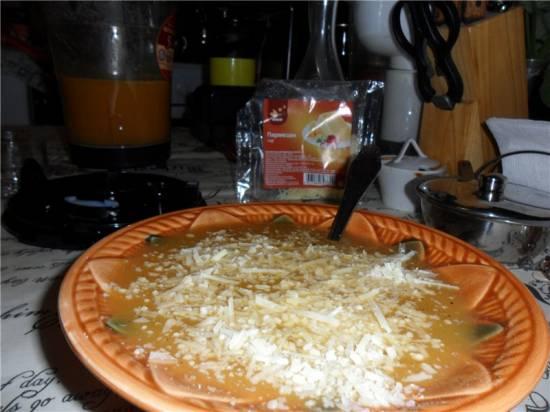 Зимний сборный суп с секретом