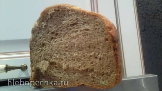 Mystery 1202. Черный хлеб