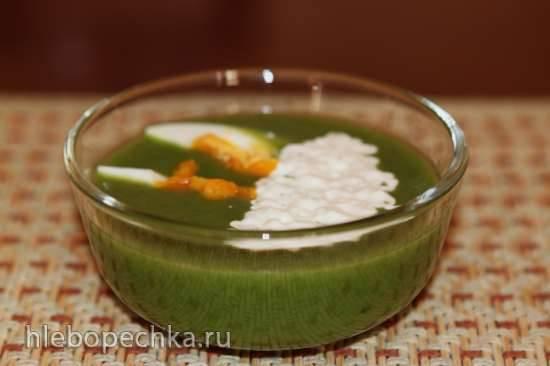 Крем-суп из шпината в Profi Cook