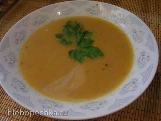 Рисовый суп-пюре (мультиблендер Profi Cook PC-МСМ1024) Рисовый суп-пюре (мультиблендер Profi Cook PC-МСМ1024)