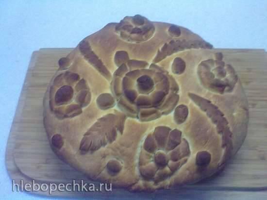 Очень простой домашний хлеб