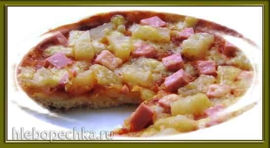 Пицца в мультиварке Brand 701
