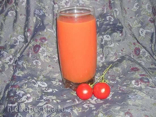 Томатный напиток ( Мультиблендер Profi Cook PC-МСМ1024) Томатный напиток ( Мультиблендер Profi Cook PC-МСМ1024)