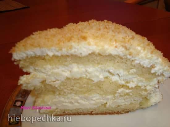 Торт «Калач»