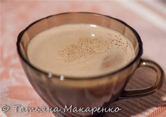 Какао-горячий шоколад в Zauber ECO-580
