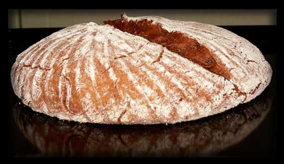 Памперникель баварский (хлебопечка)