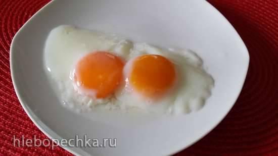 Яйца по технологии су вид в скороварке Steba