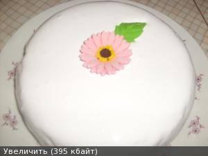 Банановый кейк