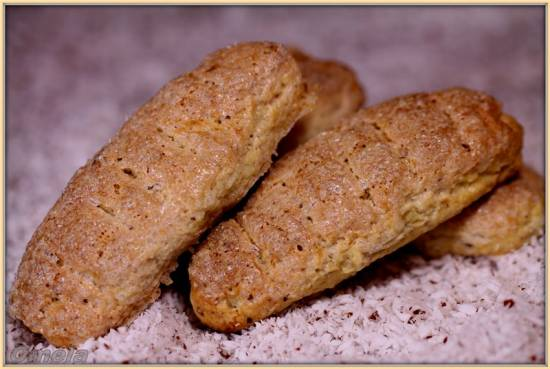Кокосовое индийское печенье «Гирирадж»