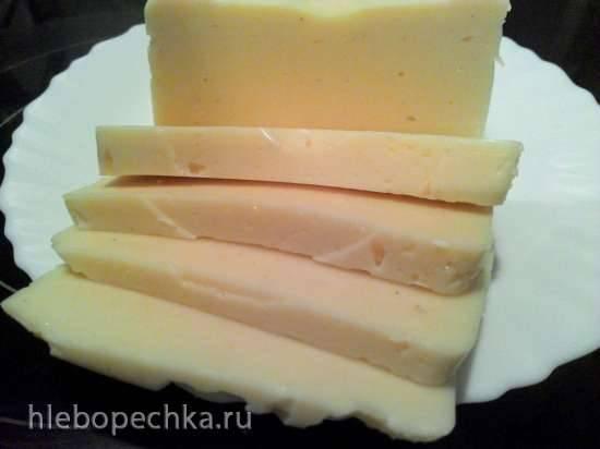 Домашний сыр в Кухонной машине Kenwood Cooking Chef KM-086