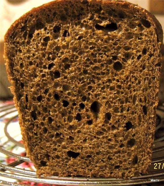 """Ржаной хлеб """"Первые дачные радости"""""""