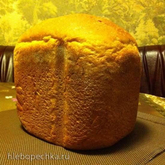 Пшеничный цельнозерновой хлеб с сыром и картофелем