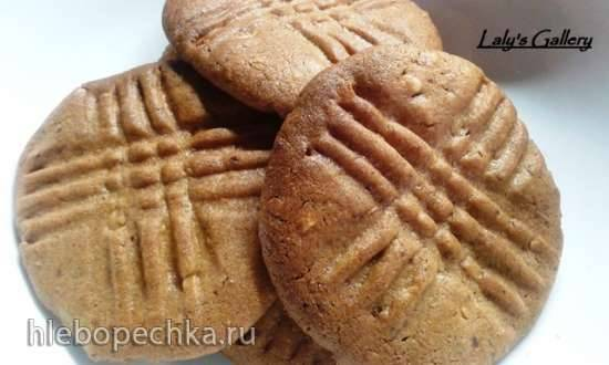 Печенье из арахисового масла (Peanut Butter Cookies)
