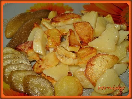 Картофель жареный в Philips HD3134/00
