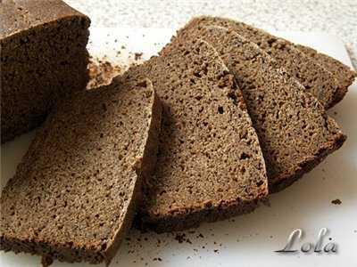 Хлеб ржаной на хмелевой закваске в хлебопечке Хлеб ржаной на хмелевой закваске в хлебопечке