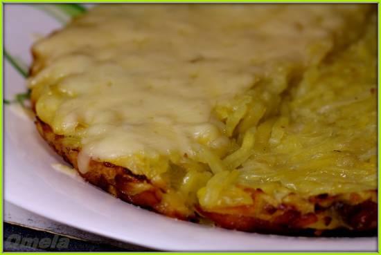 Картофельная запеканка (постная) и с сыром (Steba DD1)
