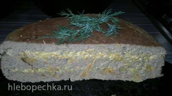 Печеночный торт-суфле (Philips 3134/00)