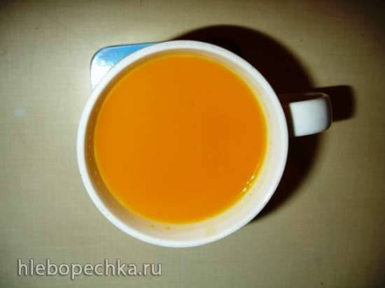 Облепиховый напиток в соевой корове Midea Mi-5