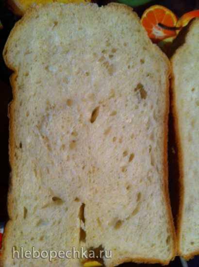 Тесто очень мягкое (и хлеб для хлебопечки) на Tang Zhong