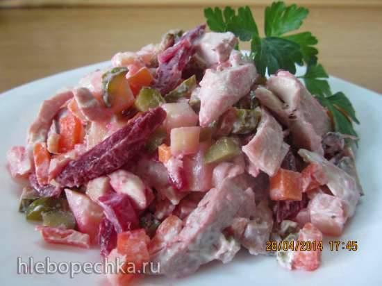 Неаполитанский салат