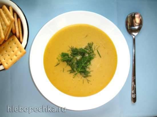 Гороховый суп, гороховое пюре и начинка для пирогов в соевой корове (Midea Mi-5)