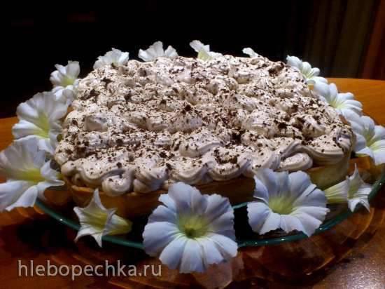 Баноффи пирог (Banoffi Pie от Lu_Estrada)Баноффи пирог (Banoffi Pie от Lu_Estrada)