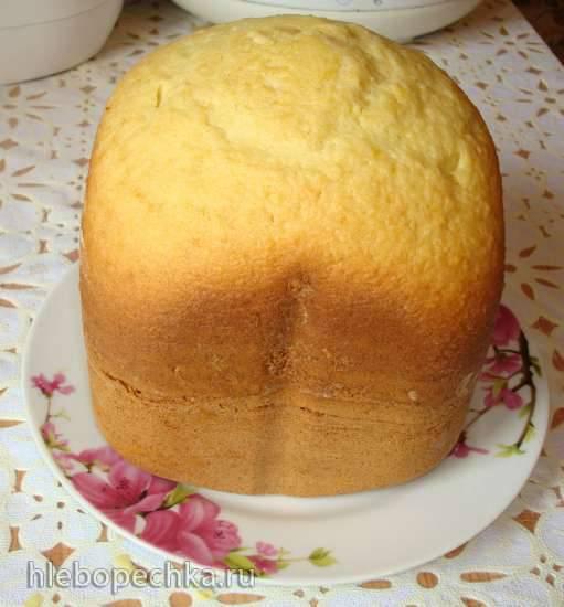 Кекс «Вкусный» в хлебопечке Midea AHS15BC