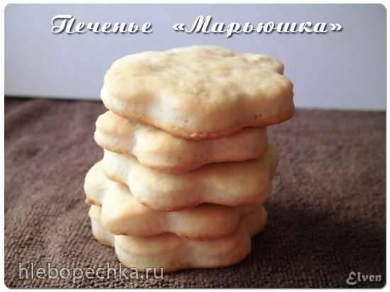 Печенье Марьюшка (без яиц)