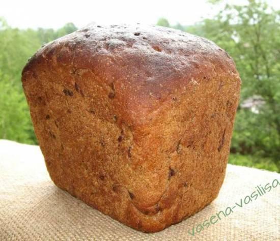 Силла хлеб (шведский заварной хлеб)